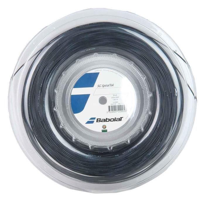 Sensations Babolat Sg Spiraltek Black 200m