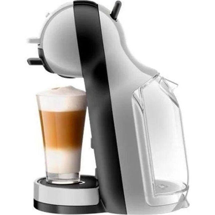KRUPS KP123B10 - Machine à café Dolce Gusto MINI ME - Réservoir 0,8L - 1500W - Arctic Grey