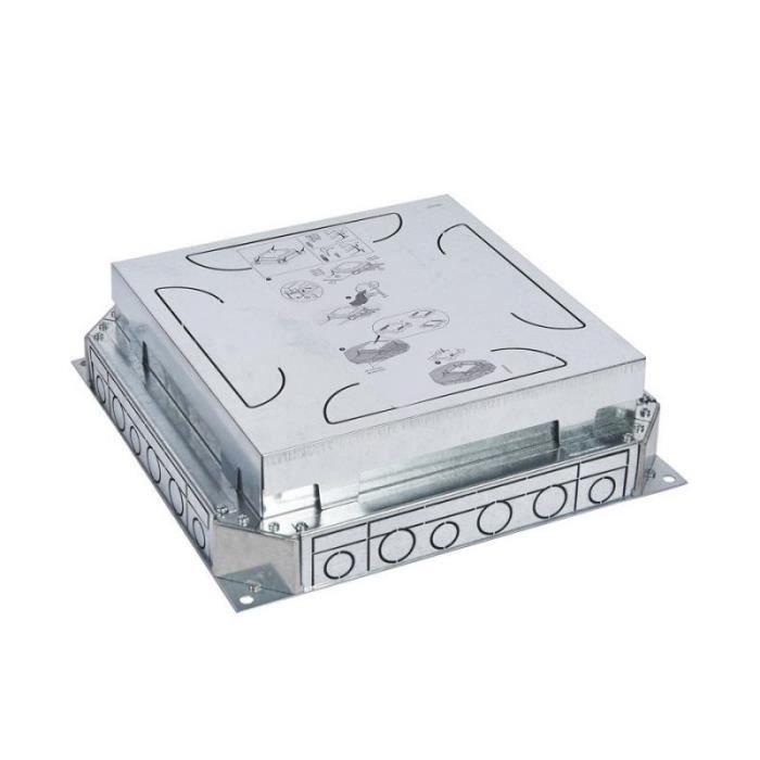 Boîte d'encastrement pour sol béton LEGRAND 089604