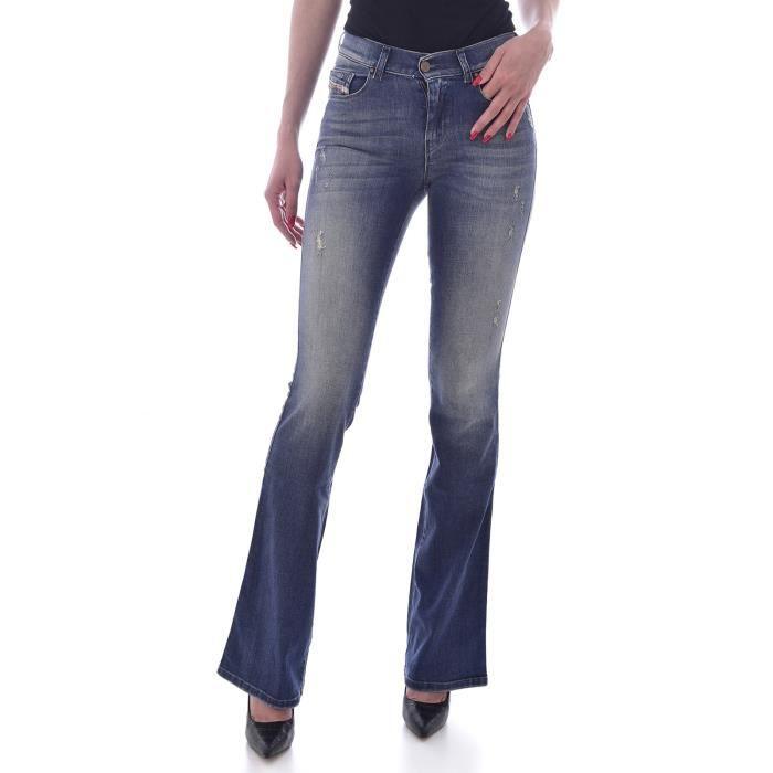 Diesel Jeans Bleu Denim Sandy B Stretch Wash 084BI