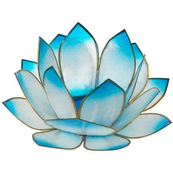 lotus lever du soleil turquoise achat vente objet. Black Bedroom Furniture Sets. Home Design Ideas