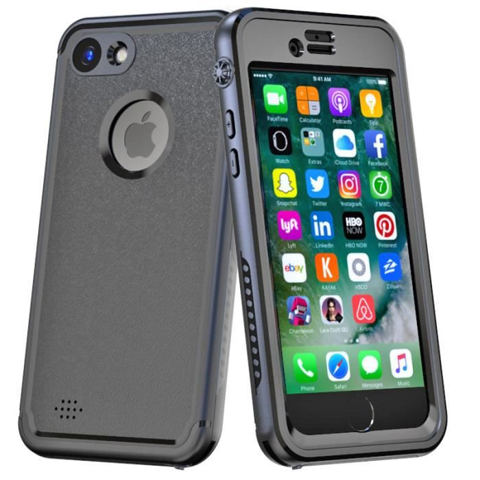 weiqiao r coque etanche iphone 6 plus 6s plus i