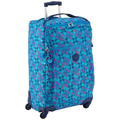 kipling valise darcey 67 cm 60 liters multicolore monkeymania sky k15261b23 achat vente. Black Bedroom Furniture Sets. Home Design Ideas