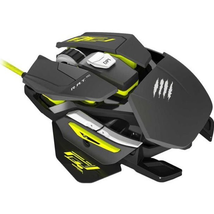 SOURIS Mad Catz souris Gaming R.A.T. PRO S™