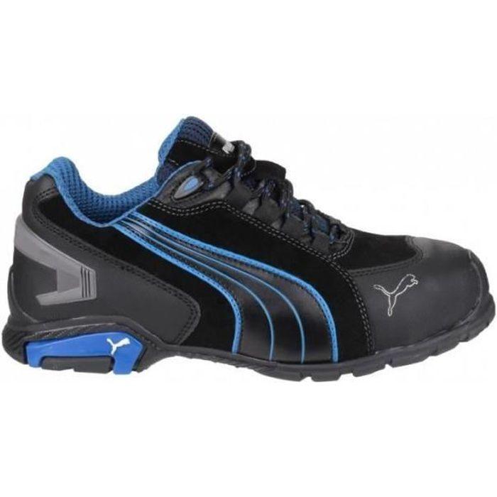 Chaussures de sécurité Puma homme - Cdiscount Chaussures