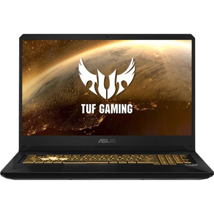"""ORDINATEUR PORTABLE PC Portable Gamer - ASUS TUF705DT-AU041 - 17""""FHD -"""