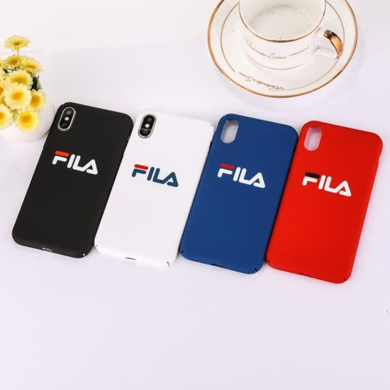 coque iphone 6 fila noir