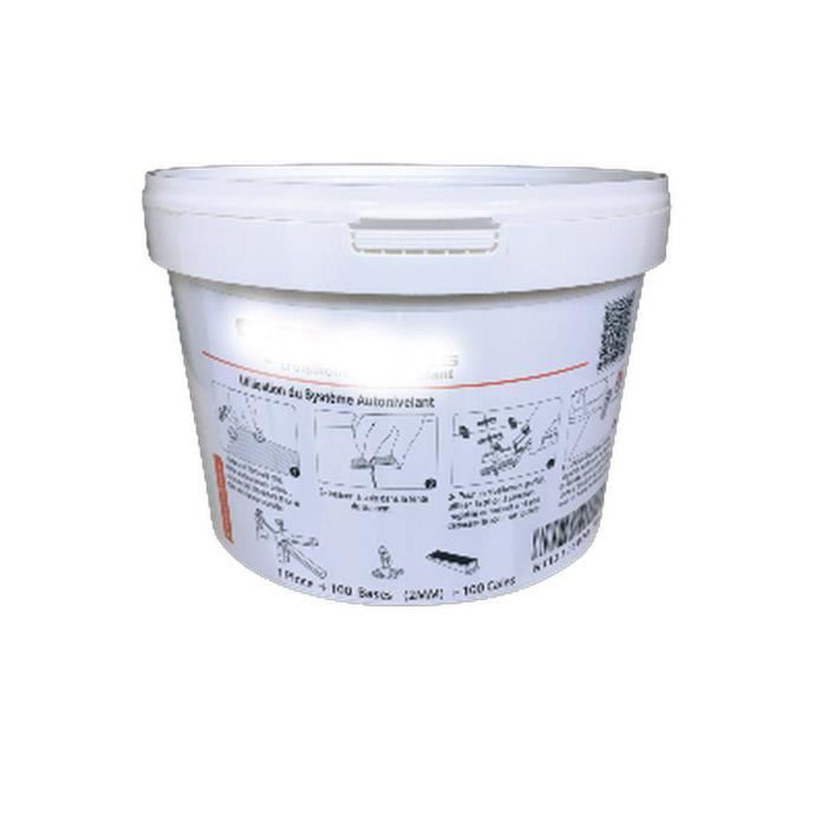 Professionnel-CARREAUX-Kit de réparation pour carrelage de grès céramique plastique-NEUF