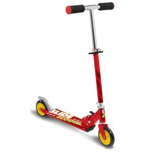 STAMP Trottinette Pliable Rouge