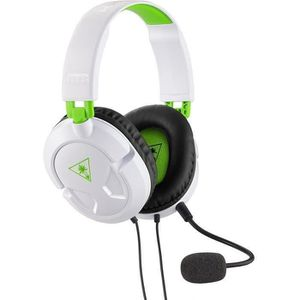 Turtle Beach Recon 50X Casque Gaming pour Xbox One - Blanc