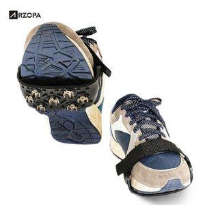 CRAMPON POUR GLACE ARZOPA®7 Clous Crampons en Caoutchouc sur Chaussur