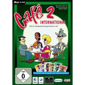 Café International 2 [import allemand]