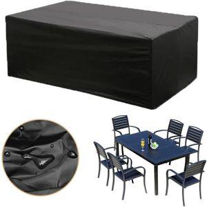 Housse table de jardin - Achat / Vente Housse table de ...