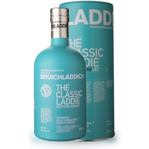 WHISKY BOURBON SCOTCH Bruichladdich The Classic Ladie Scottish Barley 70