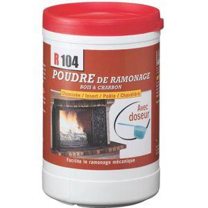 ACCESSOIRES RAMONAGE Poudre de ramonage bois et charbon - 3 x 300 g