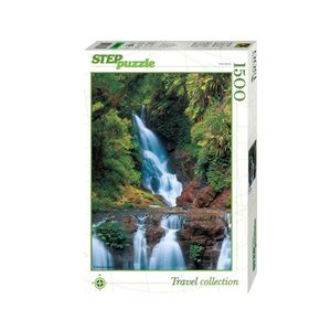 PUZZLE Puzzle 1500 pièces Waterfall
