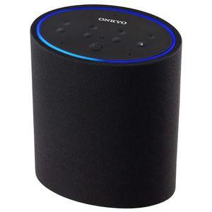ENCEINTE NOMADE Onkyo Vc-Px30-B Smart Speaker P3 Noir