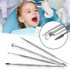 SOIN BLANCHIMENT DENTS king TEMPSA 4 En 1 Blanchiment des Dents Dentaire