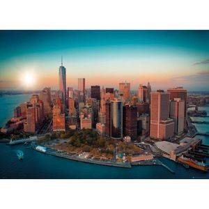 poster geant new york achat vente poster geant new york pas cher cdiscount. Black Bedroom Furniture Sets. Home Design Ideas