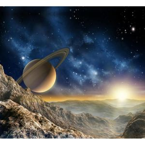 RIDEAU Saturn, rideau imprimé 280x245 cm, 2 parts - 16000
