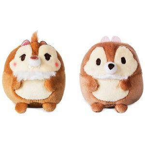 PELUCHE DISNEY Japon, jouets rembourrés (mini) chip & dale