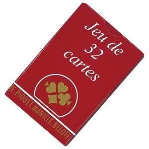 """NEUF 55 pièces Piatnik 1661 /""""l/' art de Housse Livre jeu de carte"""