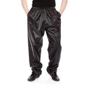 VETEMENT BAS Modern Casuals Pantalon de Pluie Imperméable Homme