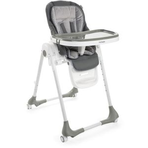 CHAISE HAUTE  NEOBABY Meally Chaise Haute - Gris