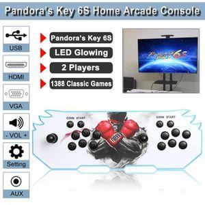 JEU CONSOLE RÉTRO 1388 En 1 Pandora's Box 6S Arcade Console Double S