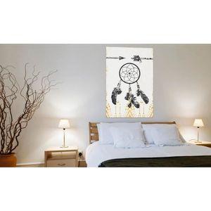 ATTRAPE-RÊVES Tableau Abstraction sublime de 60x90 Ma maison: Ca