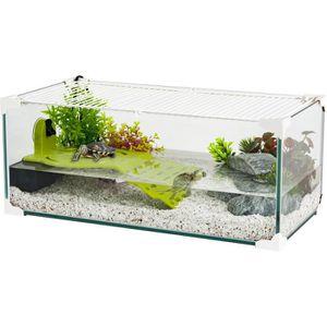 AQUARIUM ZOLUX Aquarium Karapas pour tortue aquatique - L 5
