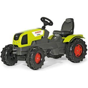 TRACTEUR - CHANTIER ROLLY TOYS Tracteur à Pédales RollyFarmtrac CLAAS