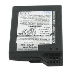 BATTERIE DE CONSOLE Batterie pour SONY PSP 2ème génération