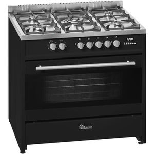 CUISINIÈRE - PIANO TRIOMPH TME906GNA  cuisinière gaz