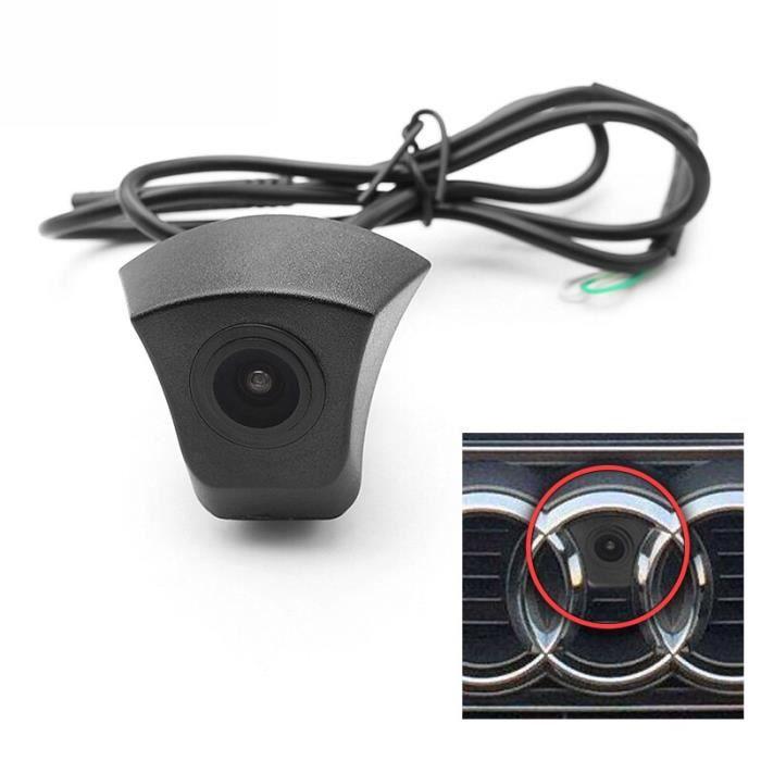 Caméra de stationnement avant, Version nocturne, étanche, avec Logo, pour Audi A1 A3 A4 B8 A5 A6 TT Q3 Q5 Q7 TT [96AB621]