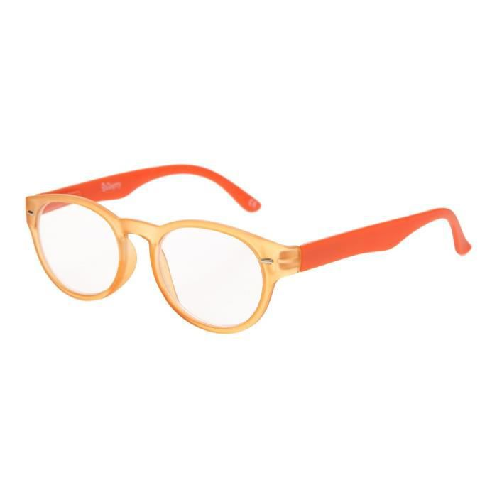 BILBERRY OPTICS - Lunettes de lecture loupes mixtes - Dioptrie + 2,00