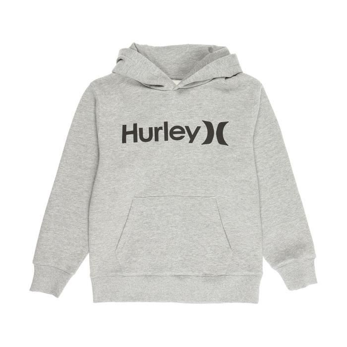 HURLEY Pullover One and Only - Enfant Mixte - Gris