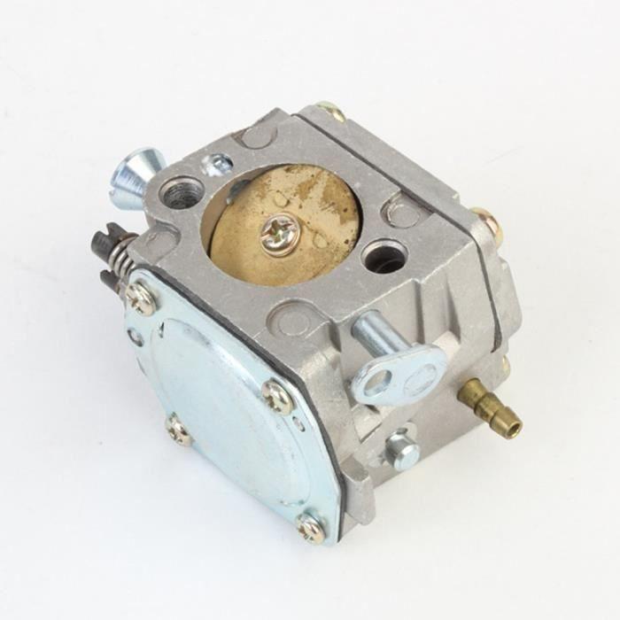 Pièce Détachée pour Tronçonneuse essence carburateur H268 pour tronçonneuse Husswarner