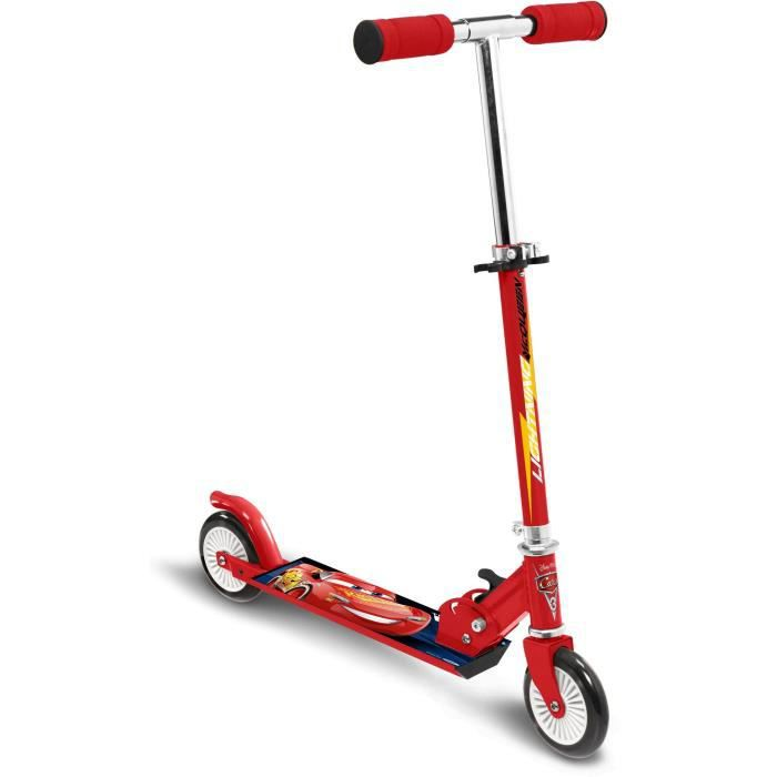 CARS Trottinette Pliable - Disney