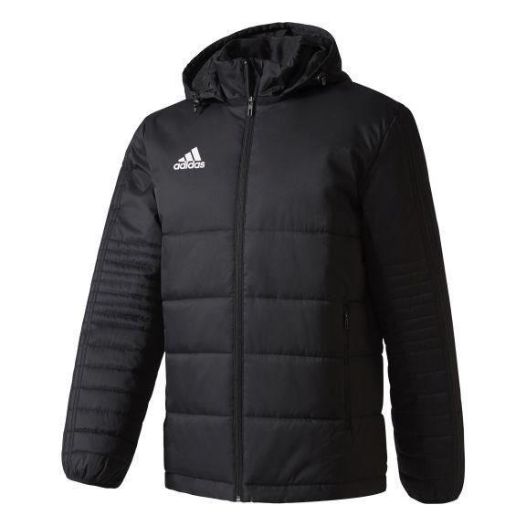 ADIDAS Tiro 17 Veste d'hiver Noir Blanc Achat Vente