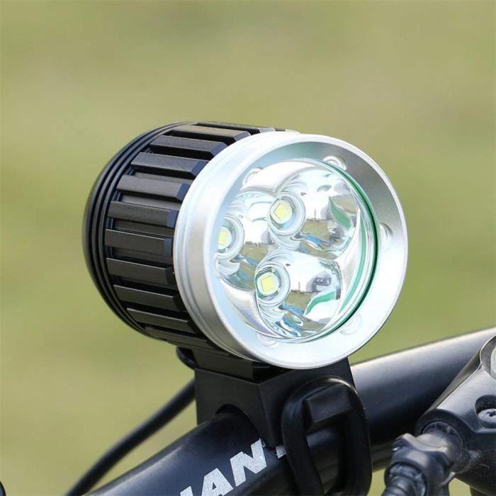 BBB Eclairage Alloyhead BLS-30 Set de lampes clairage avant pour v/élo