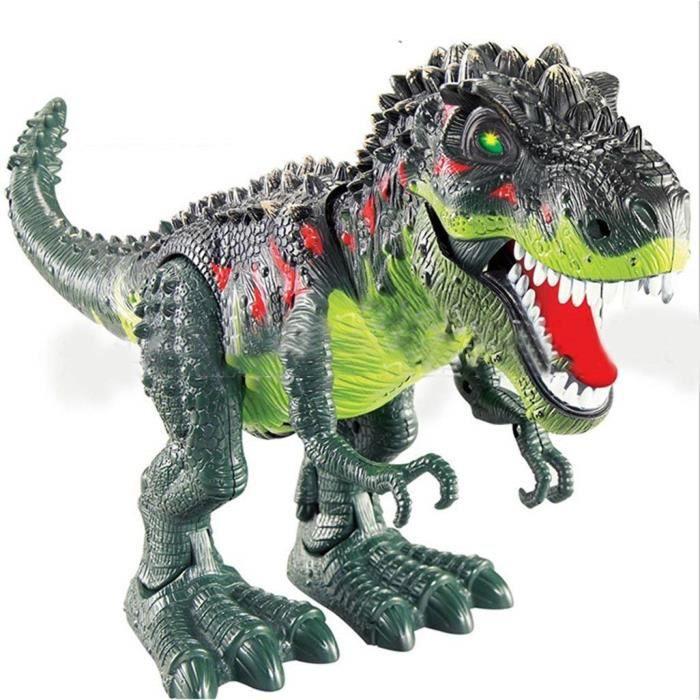 ROBOT - ANIMAL ANIMÉ Jouet Electrique Dinosaures, Simulation Tyrannosau