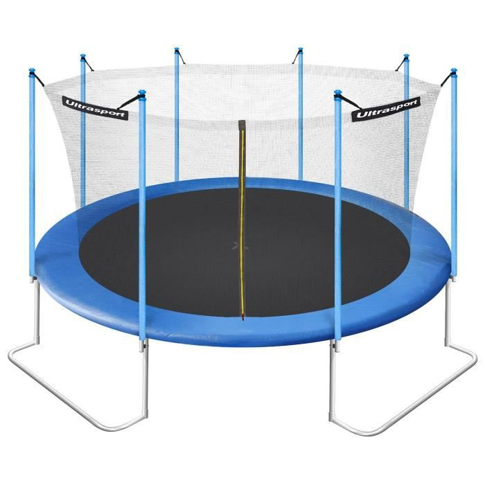 ultrasport trampoline de jardin jumper 430 cm avec prix pas cher cdiscount. Black Bedroom Furniture Sets. Home Design Ideas