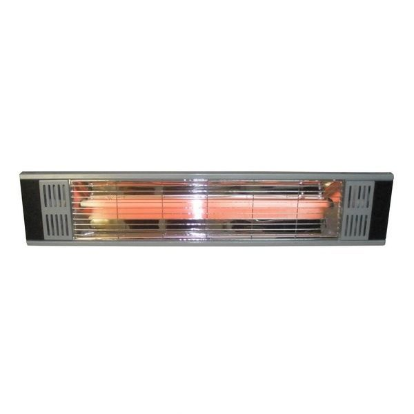 Chauffage infra rouge 800w achat vente chauffage for Chauffage infrarouge exterieur mural