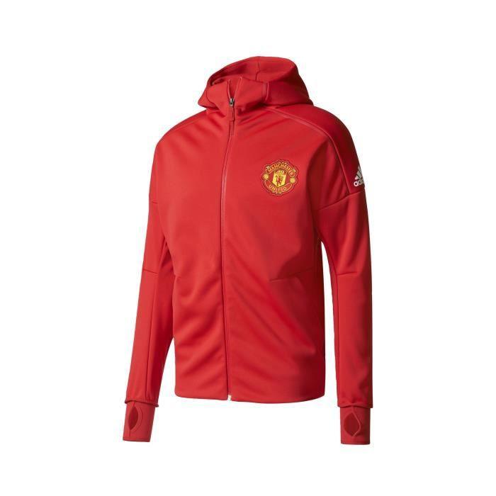 Veste à Capuche Anthem Z.N.E Manchester United Rouge Prix