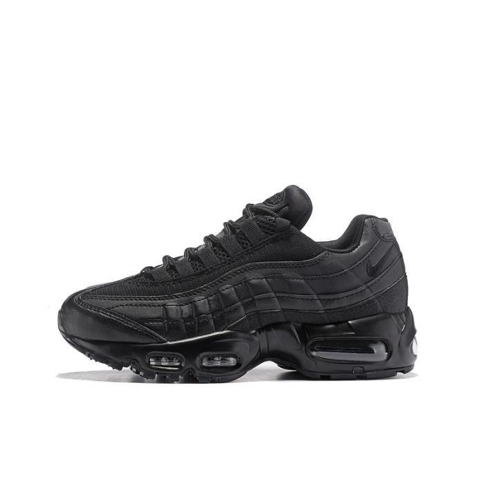 chaussures femmes nike air max 95 noir