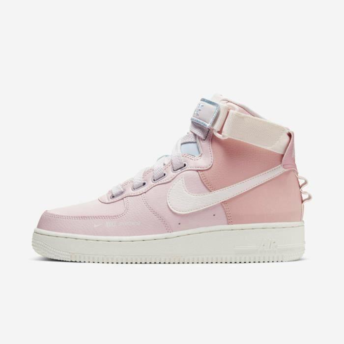 Basket Nike Air Force 1 High Utility Chaussures Baskets AF1 ...