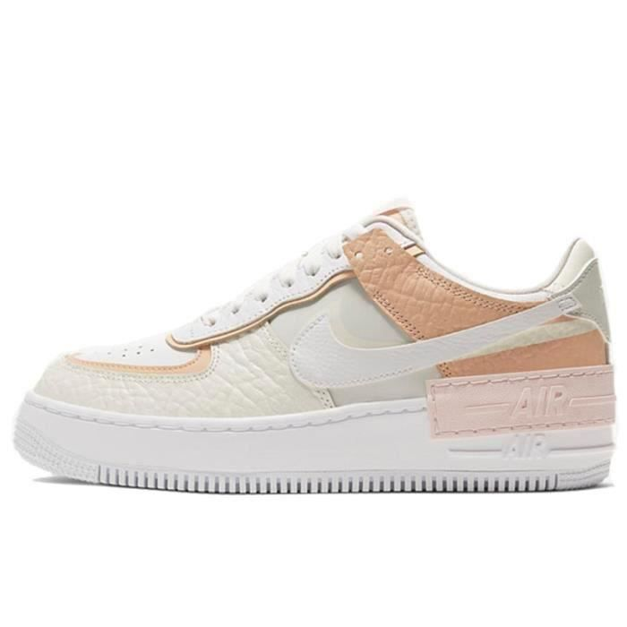 Nike Air Force 1 Shadow Basket Air Force One AF 1 Low Chaussures ...