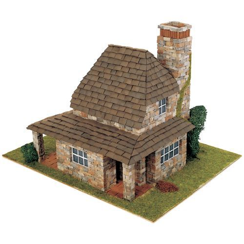 Bon ASSEMBLAGE CONSTRUCTION Maquette Maison COUNTRY 2 Idees De Conception