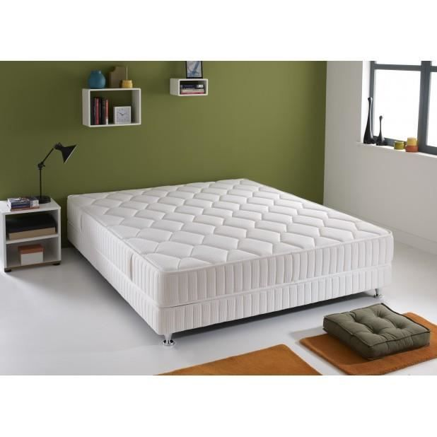 Matelas simmons ressorts ensach s 20 cm taille 140 x 190 cm simmons ressort - Achat matelas simmons ...